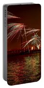 Toronto Fireworks Portable Battery Charger
