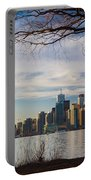 Toronto Through The Trees Portable Battery Charger