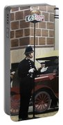 Toronto Traffic Cop 1912 Portable Battery Charger