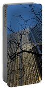 Toronto's Golden Bank - Royal Bank Plaza Downtown Portable Battery Charger