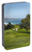 Torrey Pines Golf Course North 6th Hole Portable Battery Charger