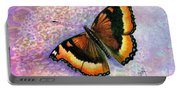 Tortoiseshell Butterfly Portable Battery Charger