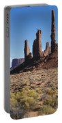 Totem Pole And Yei Bi Chei-v Portable Battery Charger
