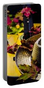 Touch Of Fall  Portable Battery Charger