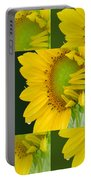 Touch Of Yellow  Portable Battery Charger