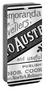 Tourism Australasia, 1889 Portable Battery Charger