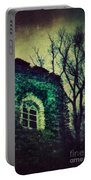 Tower And Trees Portable Battery Charger