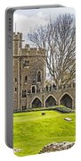 Tower Bridge And London Tower Portable Battery Charger