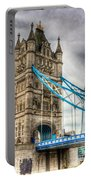 Tower Bridge And The Shard Portable Battery Charger