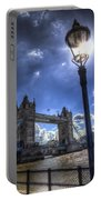 Tower Bridge View Portable Battery Charger
