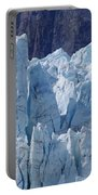 Tower In Margerie Glacier Portable Battery Charger