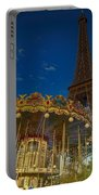 Carousel Tower Portable Battery Charger