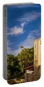 Tower Of St. Sebastian II Portable Battery Charger