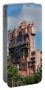Tower Of Terror  Portable Battery Charger