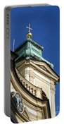 Tower Vienna Austria Portable Battery Charger