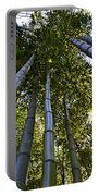 Towering Bamboo Portable Battery Charger