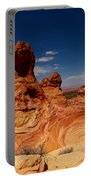 Towering Red Rocks Portable Battery Charger