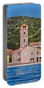 Town Of Tisno Waterfront Croatia Portable Battery Charger