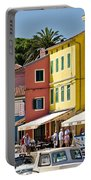 Town Of Veli Losinj Colorful Waterfront Portable Battery Charger