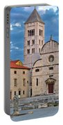 Town Of Zadar Historic Church Portable Battery Charger