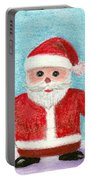 Toy Santa Portable Battery Charger