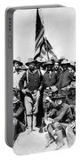 Tr And The Rough Riders Portable Battery Charger