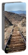 Tracks To Nowhere Portable Battery Charger
