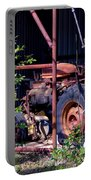 Tractor In Shed Portable Battery Charger
