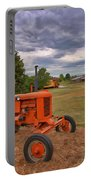 Tractors - Case - Massey Harris Portable Battery Charger