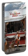 Tracys King Crab Shack Portable Battery Charger