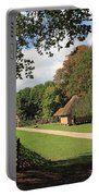 Traditional Countryside Britain Portable Battery Charger