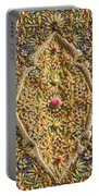Traditional Embroidery In Jerusalem Israel Portable Battery Charger