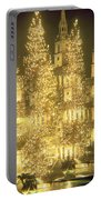 Trafalgar Square Christmas Lights Portable Battery Charger