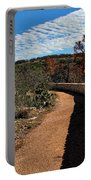 Trail At Reimer's Ranch Portable Battery Charger