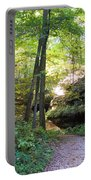 Trail To Devil's Punch Bowl Wildcat Den Portable Battery Charger