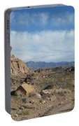 Trail To The Mountains Portable Battery Charger