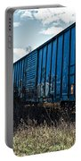 Train Boxcars Portable Battery Charger