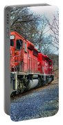 Train - Canadian Pacific Engine 5937 Portable Battery Charger