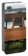 Train Coach Windows Portable Battery Charger