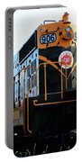 Train Museum - End Of The Line - Canadian National Railway Portable Battery Charger