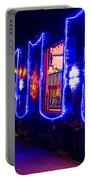 Train Of Lights Portable Battery Charger