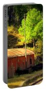 Train Shed Portable Battery Charger