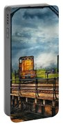 Train - Yard - On The Turntable Portable Battery Charger