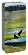 Training Ground Eagles Portable Battery Charger