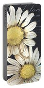 Tranquil Daisy 1 Portable Battery Charger