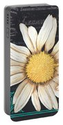 Tranquil Daisy 2 Portable Battery Charger