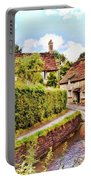 Tranquil Stream Lacock Portable Battery Charger