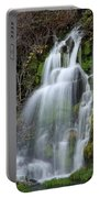 Tranquil Waterfall Portable Battery Charger
