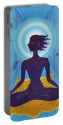 Transcendental Meditation Portable Battery Charger