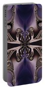 Transformation  Portable Battery Charger by Elizabeth McTaggart